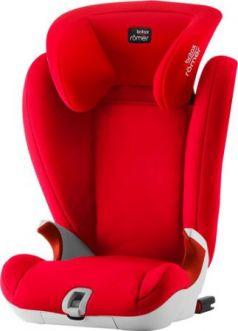 Автокресло Britax Romer Kidfix SL (fire red)