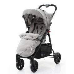 Прогулочная коляска FD-Design Treviso 4 (wowen/grey)