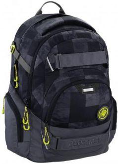 Рюкзак Coocazoo CarryLarry2 Mamor Check черный/серый
