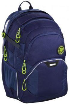 Школьный рюкзак светоотражающие материалы Coocazoo JobJobber: Seaman 30 л синий 00138713