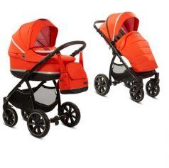 Коляска 2-в-1 Noordi Sole Sport (orange red 825)