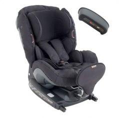 Автокресло BeSafe iZi Kid X2 i-Size (fresh black cab)