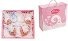 Куклы-двойняшки Пепито и Лолита  21см