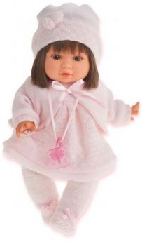 Кукла Munecas Antonio Juan Кристи 30 см плачущая