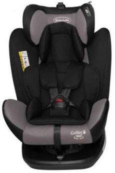 Автокресло BabySafe Golden (grey)