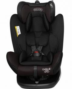 Автокресло BabySafe Golden 360 (black)