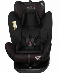 Автокресло BabySafe Golden 360 (black)