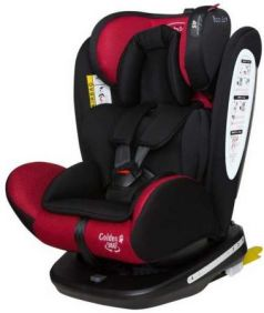 Автокресло BabySafe Golden 360 (red)