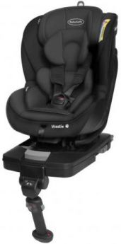Автокресло BabySafe Westie 2.0 (black)
