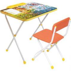 Комплект стол+стул Ника Disney 2 Феи Тайна зимнего леса