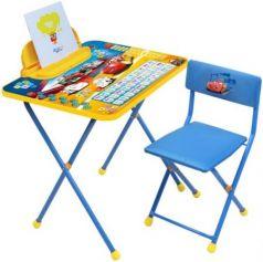 Комплект стол+стул Ника Disney 2 Тачки