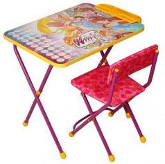 Комплект стол+стул Ника Winx 3 Азбука