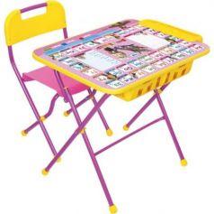 Комплект стол+стул Ника Азбука 3 Маша и Медведь
