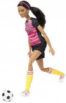 Кукла MATTEL Barbie футболистка 29 см