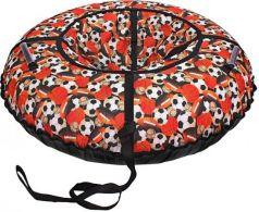 Тюбинг RT Футбольные мячи до 120 кг ПВХ рисунок 6890