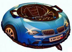 Тюбинг RT Эксклюзив: Super Car - BMW ПВХ полипропилен рисунок 6924