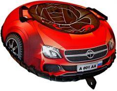 Тюбинг RT Эксклюзив: Super Car - Mercedes ПВХ полипропилен рисунок 6925