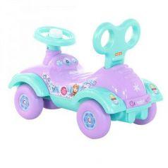 """Каталка-машинка Molto Автомобиль-каталка Disney """"Холодное сердце"""" пластик от 3 лет на колесах разноцветный"""