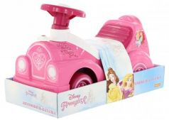 """Каталка-машинка Molto Автомобиль-каталка Disney """"Принцессы"""" пластик от 1.5 лет музыкальная розовый"""