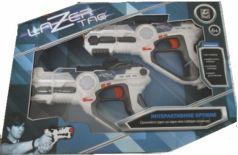 Оружие Lazertag со свет. и звук. эффектами