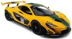 Машинка на радиоуправлении RASTAR McLaren P1 GTR разноцветный от 6 лет