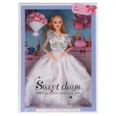 Кукла Shantou Кукла 29см, гнущаяся, с аксесс., цвет в ассорт. 502 29 см шарнирная