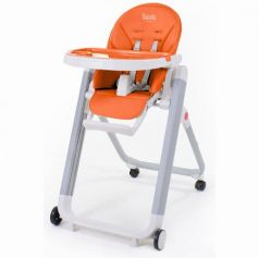 Стульчик для кормления Nuovita Futuro Senso Bianco (arancione)