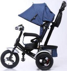 Велосипед трехколёсный Mr Sandman Cruiser 12*/10* голубой