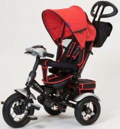 Велосипед трехколёсный Mr Sandman Cruiser 12*/10* красный