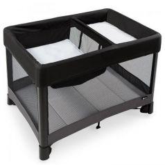 Манеж-кроватка 4moms Breeze Plus (чёрный)