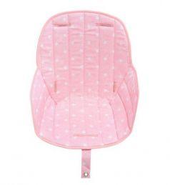 Текстиль в стульчик для кормления Micuna OVO T-1646(Galaxy Pink)