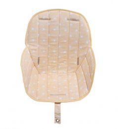 Текстиль в стульчик для кормления Micuna OVO T-1646(Galaxy Beige)