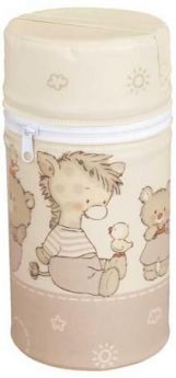 Сумка-термос Ceba Baby Mini (ducklings brown)