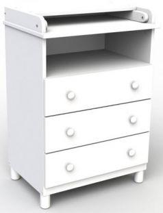 Комод Fiorellino Inna (white)