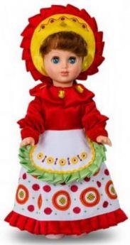 """Кукла ВЕСНА """"Алла. Дымковская барышня"""" 35.5 см"""