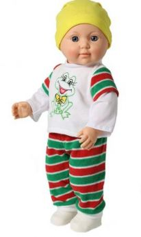 Кукла ВЕСНА Пупс 4 42 см