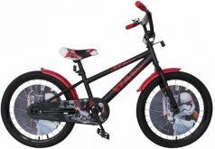 """Велосипед двухколёсный Disney Star Wars 20"""" черно-красный ВН20191"""