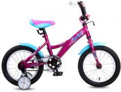 """Велосипед двухколёсный Navigator Bingo 14"""" розовый ВМ14179"""