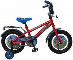 """Велосипед двухколёсный Navigator Щенячий патруль 14"""" красный ВН14186"""