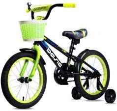 """Велосипед двухколёсный Navigator BASIC 16"""" разноцветный ВН16132"""