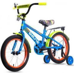"""Велосипед двухколёсный Navigator BASIC 16"""" разноцветный ВН16134"""