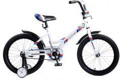 """Велосипед двухколёсный Navigator Bingo 18"""" белый ВМ18101"""