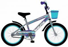 """Велосипед двухколёсный Navigator Basic 20"""" серо-голубой ВН20184"""