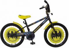"""Велосипед двухколёсный Navigator Batman 20"""" черно-желтый ВН20192"""