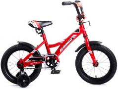 """Велосипед двухколёсный Navigator Bingo 14"""" красный ВМ14177"""
