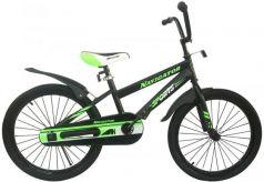 """Велосипед двухколёсный Navigator Sports 20"""" черный ВН20210"""