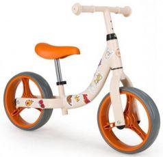 "Беговел двухколёсный Happy Baby WOGO 10,5"" бежевый 50008beige"
