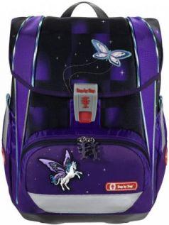 Ранец дышащая спинка Step by Step Light2 Pegasus Dream 18 л фиолетовый