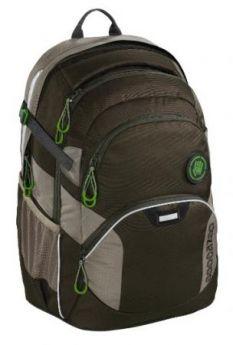 Рюкзак светоотражающие материалы Coocazoo JobJobber2 Woodsman 30 л темно-зеленый
