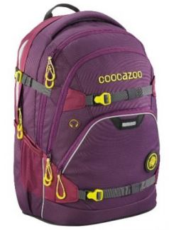 Рюкзак светоотражающие материалы Coocazoo ScaleRale Berryman 30 л бордовый